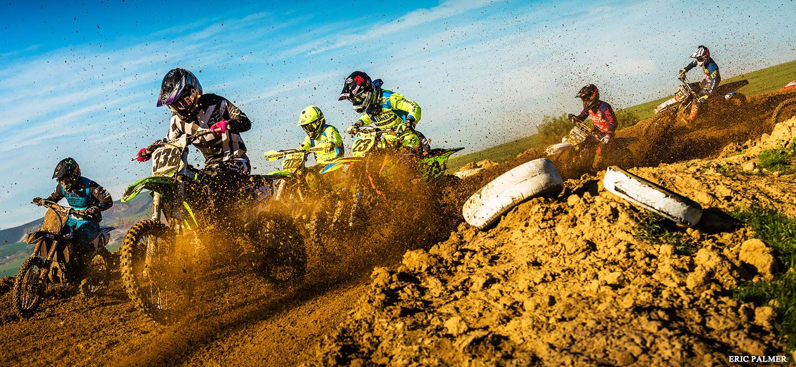 Motocross action at it's best from Round 5 of the MX Nationals at Zone 7 in Cape Town