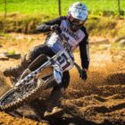 Dewald van der Berg taking the MX3 overall at the 2018 Cape Town MX Nationals