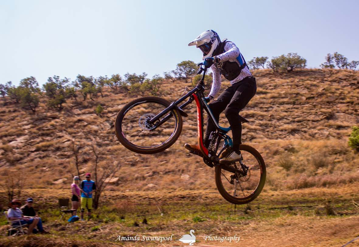 Results from stop 2 of the Dustin Rudman Invitational Downhill MTB race