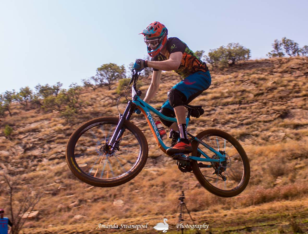 Review from stop 2 of the Dustin Rudman Invitational Enduro MTB race