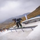 Timur Khananov takes 2nd place in the Open Mens at the 2018 Ultimate Ears Winter Whip
