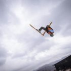 Skiing slopestyle action at its best at the 2018 Ultimate Ears Winter Whip