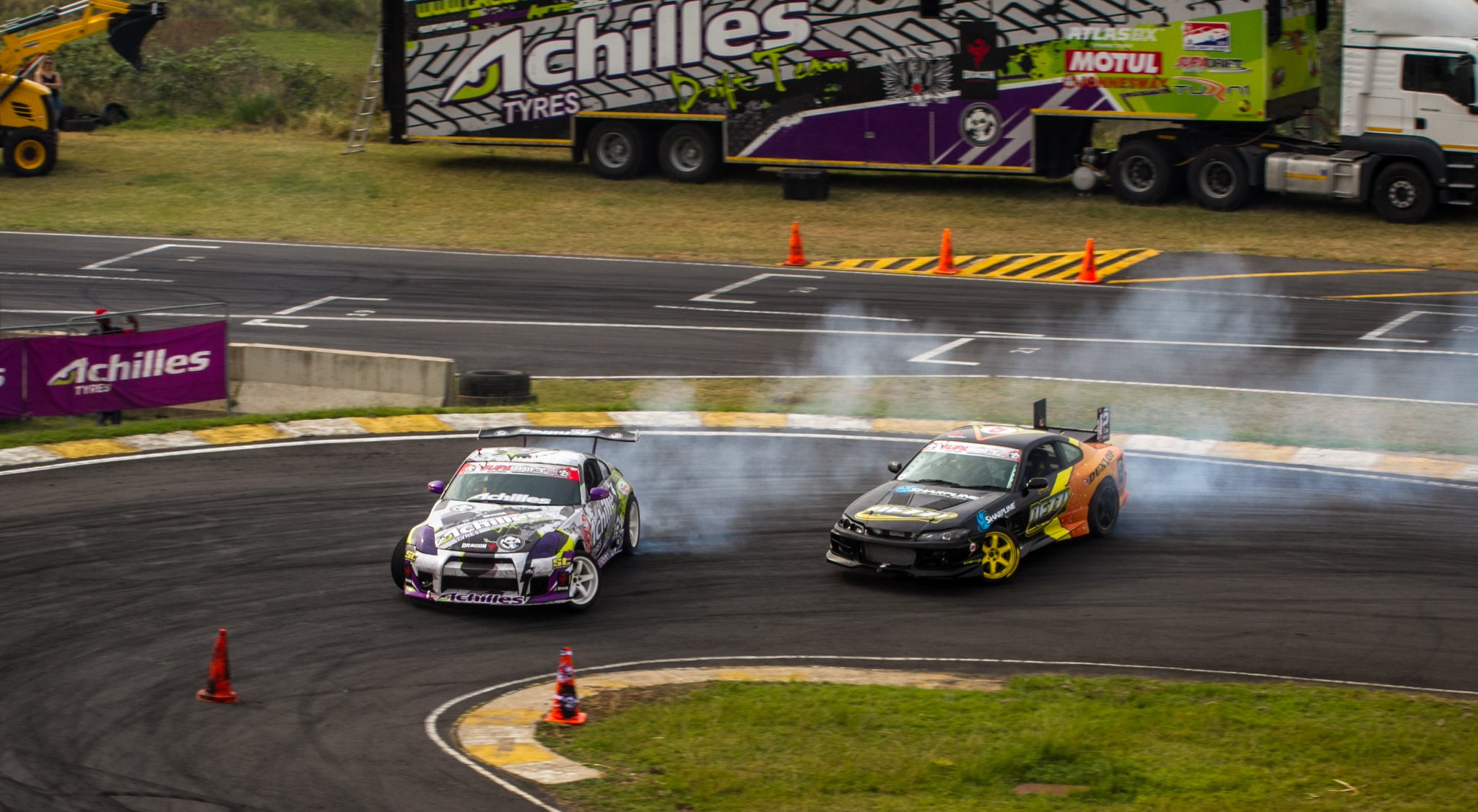Round 5 of the 2018 SupaDrift Series providing exciting drifting action