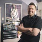 Meet Adam Megens as our features Tattoo Artist of the Week