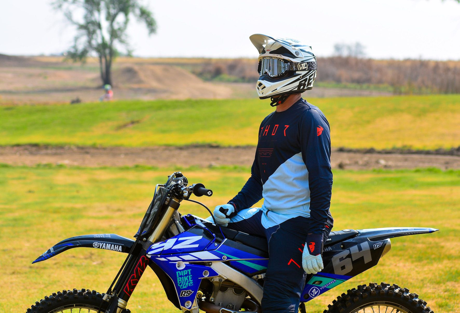 We test the all new 2019 Thor MX Prime Pro racewear