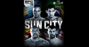 Details for EFC 73 taking place at Sun City