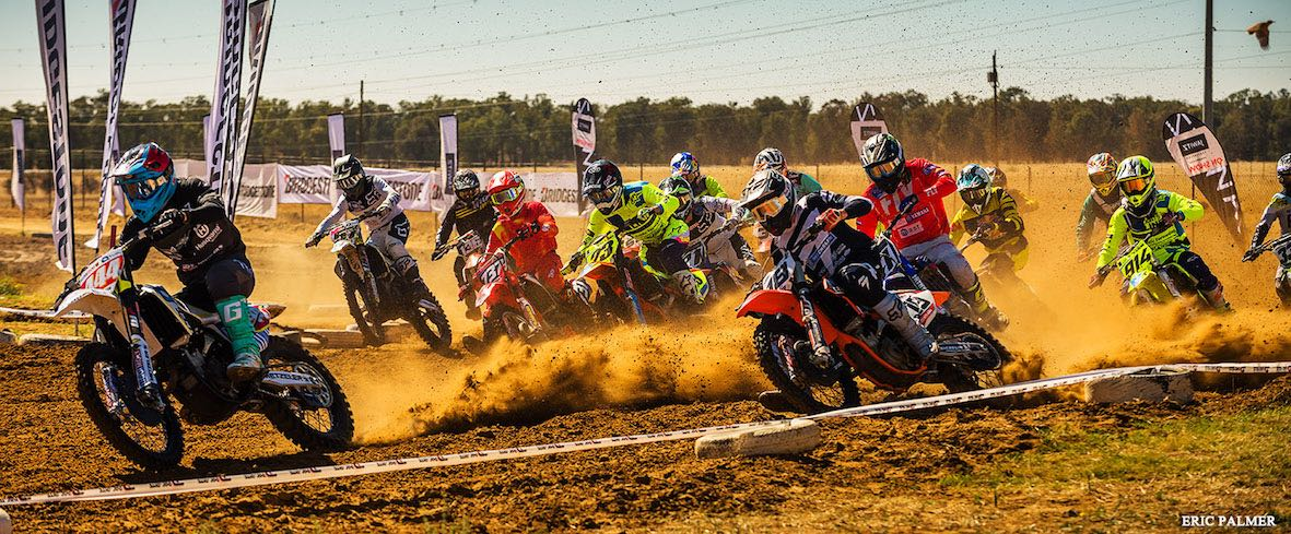 Race report from Round 6 of the MX Nationals from Phakisa MX