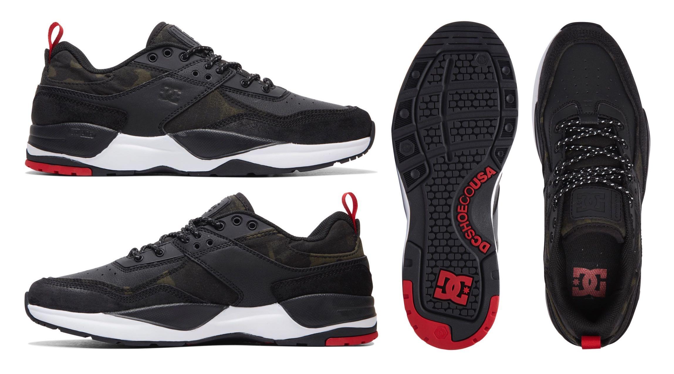 DC Shoes MultiCam E.TRIBEKA SE shoes