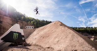 Interview with Max Fredriksson about the Audi Nines 2018 event