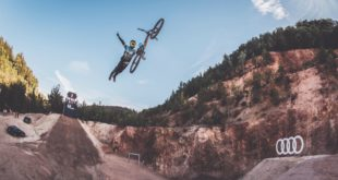 Always a force to be reckoned, Sam Reynolds took 1st place in the Best Freeride Line category at The Audi Nines. We caught up with Sam to get his thoughts on the event and more.