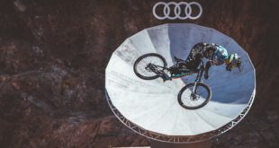 Review, results and highlight videos from the Mission to the Moon - The Audi Nines 2018 Slopestyle and Freeride MTB event.