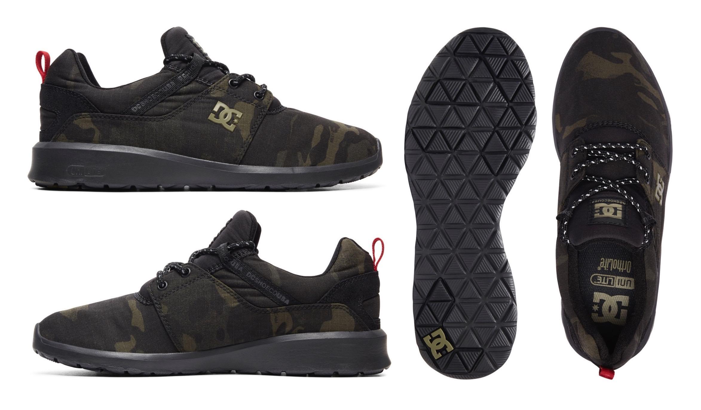 DC Shoes MultiCam HEATHROW TX SE shoes