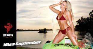 Enjoy a behind the scenes look on shoot with our Miss September 2018 Calendar Girl, Jacqui Steinmann.