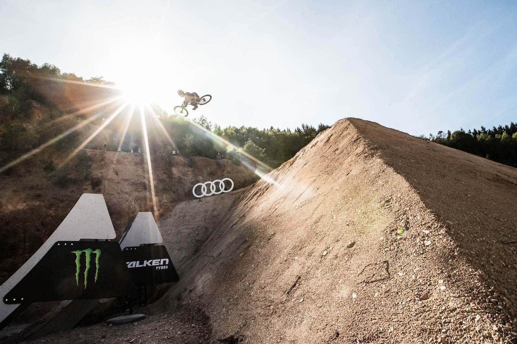 We interview freeride MTB rider, Patrick Schweika