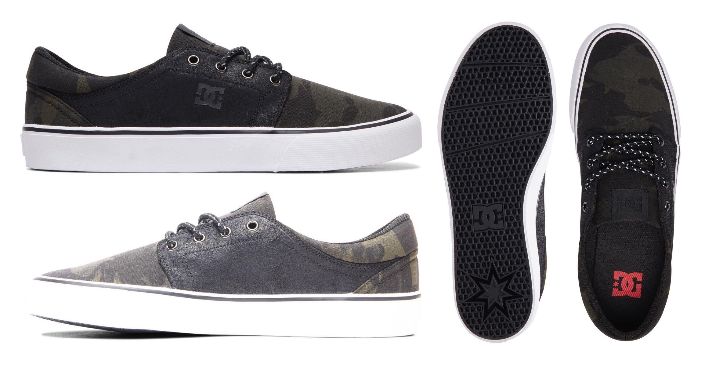 DC Shoes MultiCam TRASE TX SE shoes