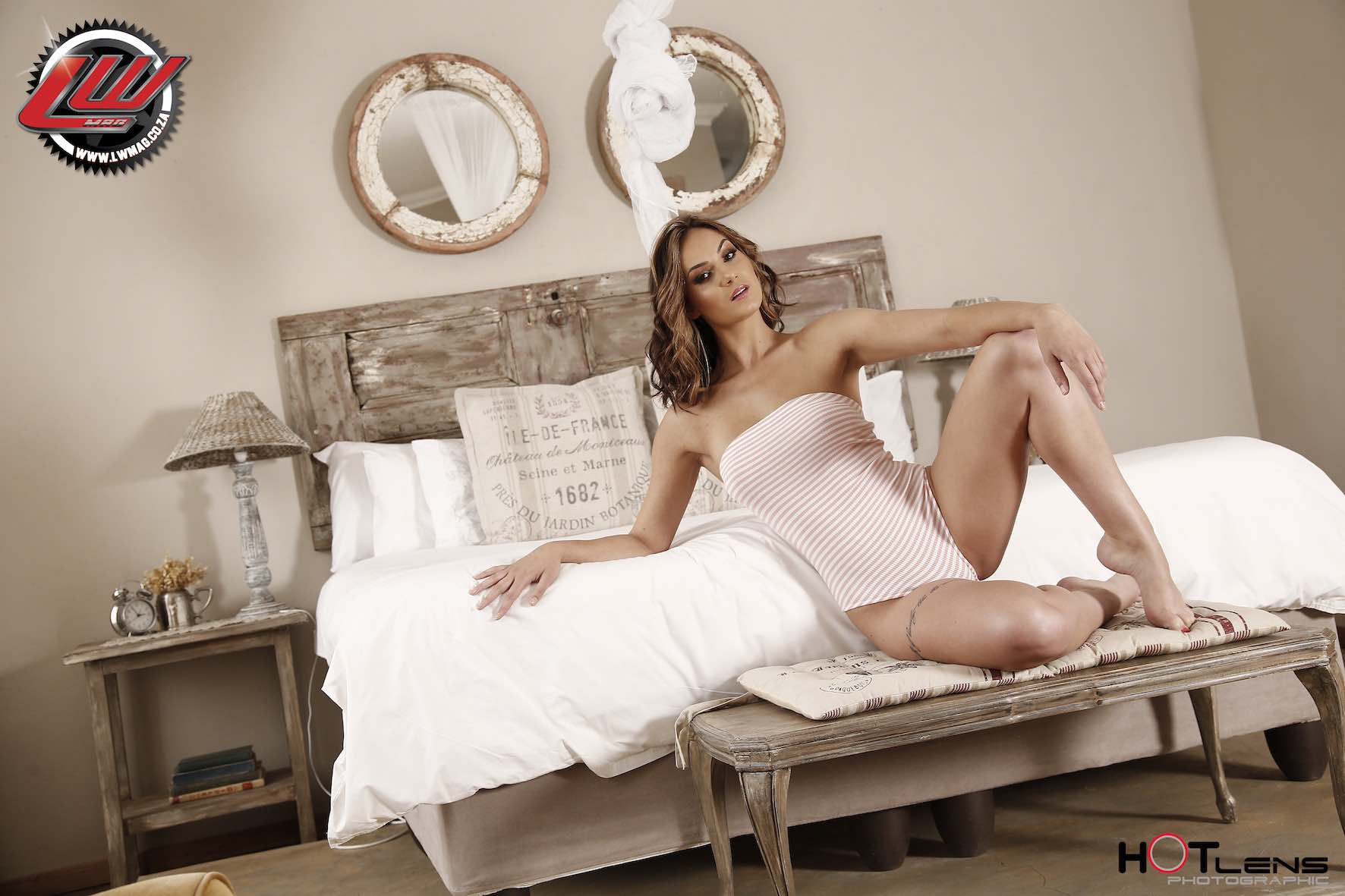 Meet Charne Botha as this week's LW Babe