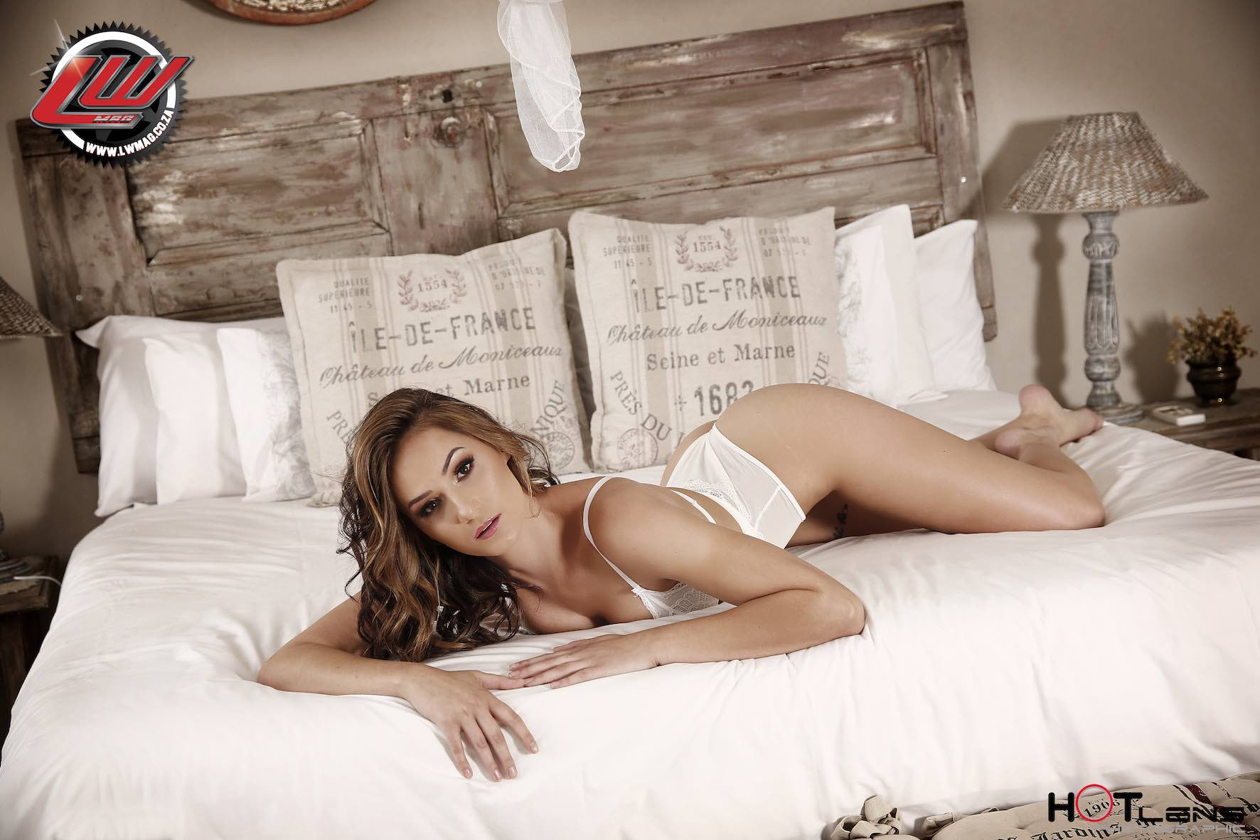 Our South African Babes feature with Charne Botha