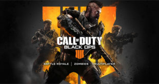 We review the recently release Call of Duty Black Ops 4 available for Playstation 4, Xbox One and PC