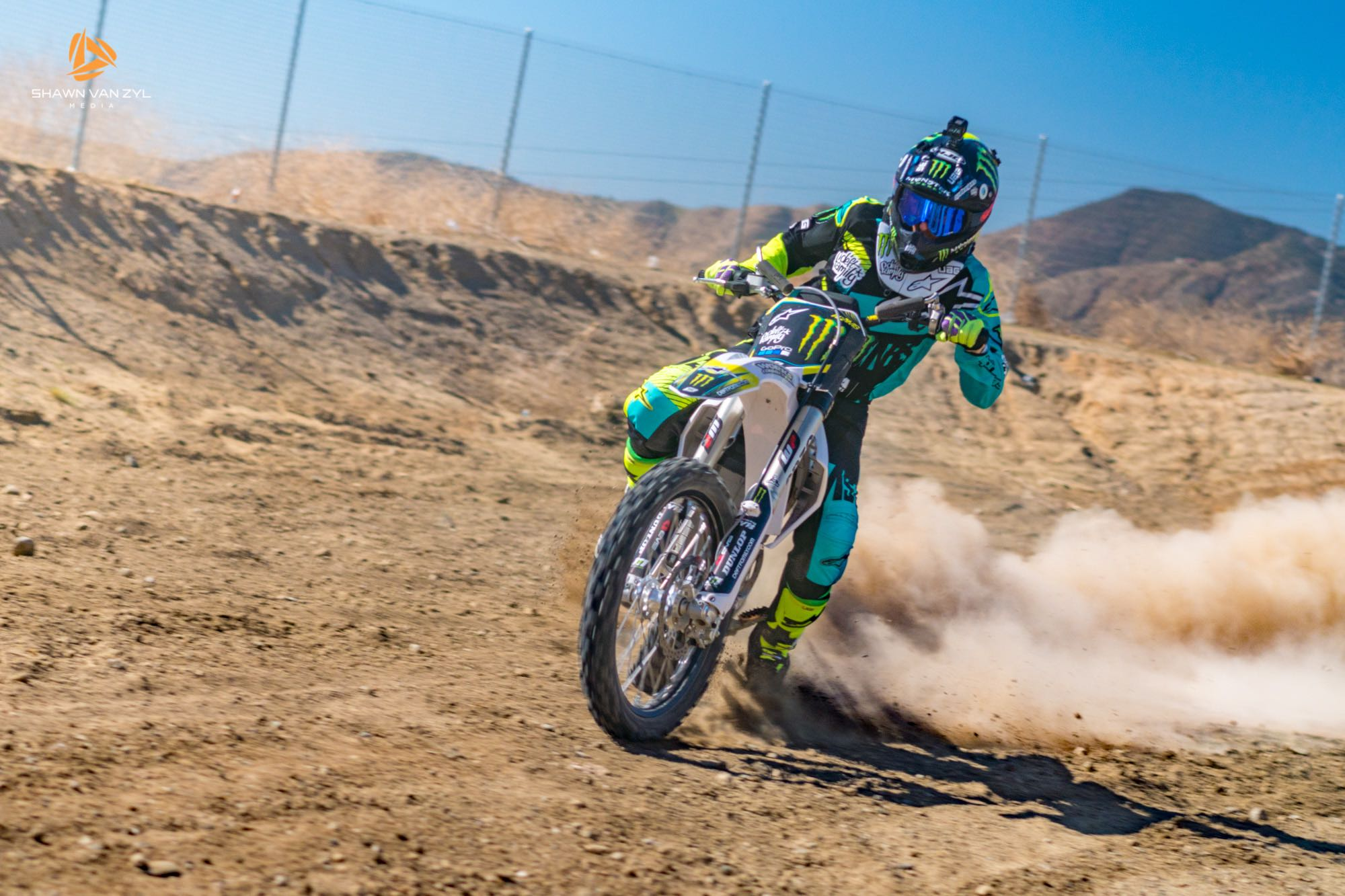 We interview FMX rider Nate Adams about riding the Alta Motors electric bike