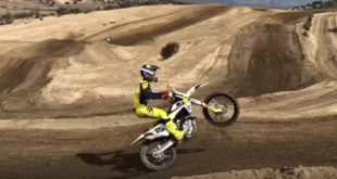 After five months off due at an ACL injury, Dean Wilson and back and shredding. Day 4 back on the motocross bike and Wilson posted this video, ripping Cahuilla Creek - #FullSend.