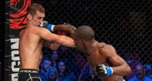 Results from all 11 MMA bouts from EFC 74