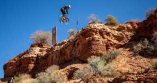 Review, results and highlights video from Red Bull Rampage 2018