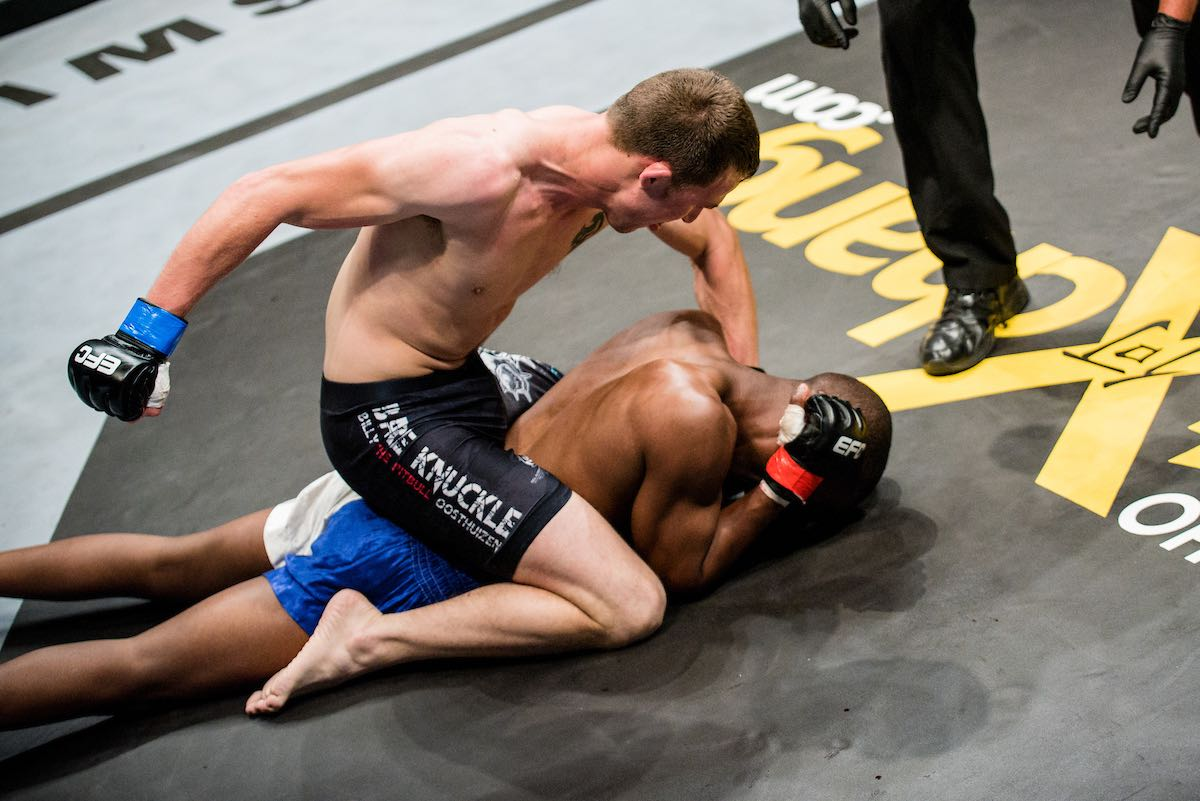 Results from all 11 Mixed Martial Arts fight from EFC 74