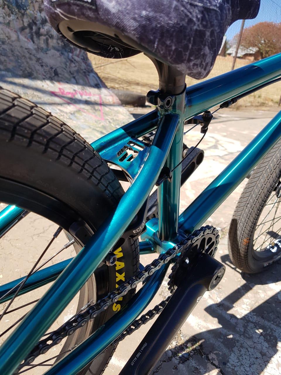 Mongoose BMX South Africa - Team Rider Bike Checks | BMX | LW Mag