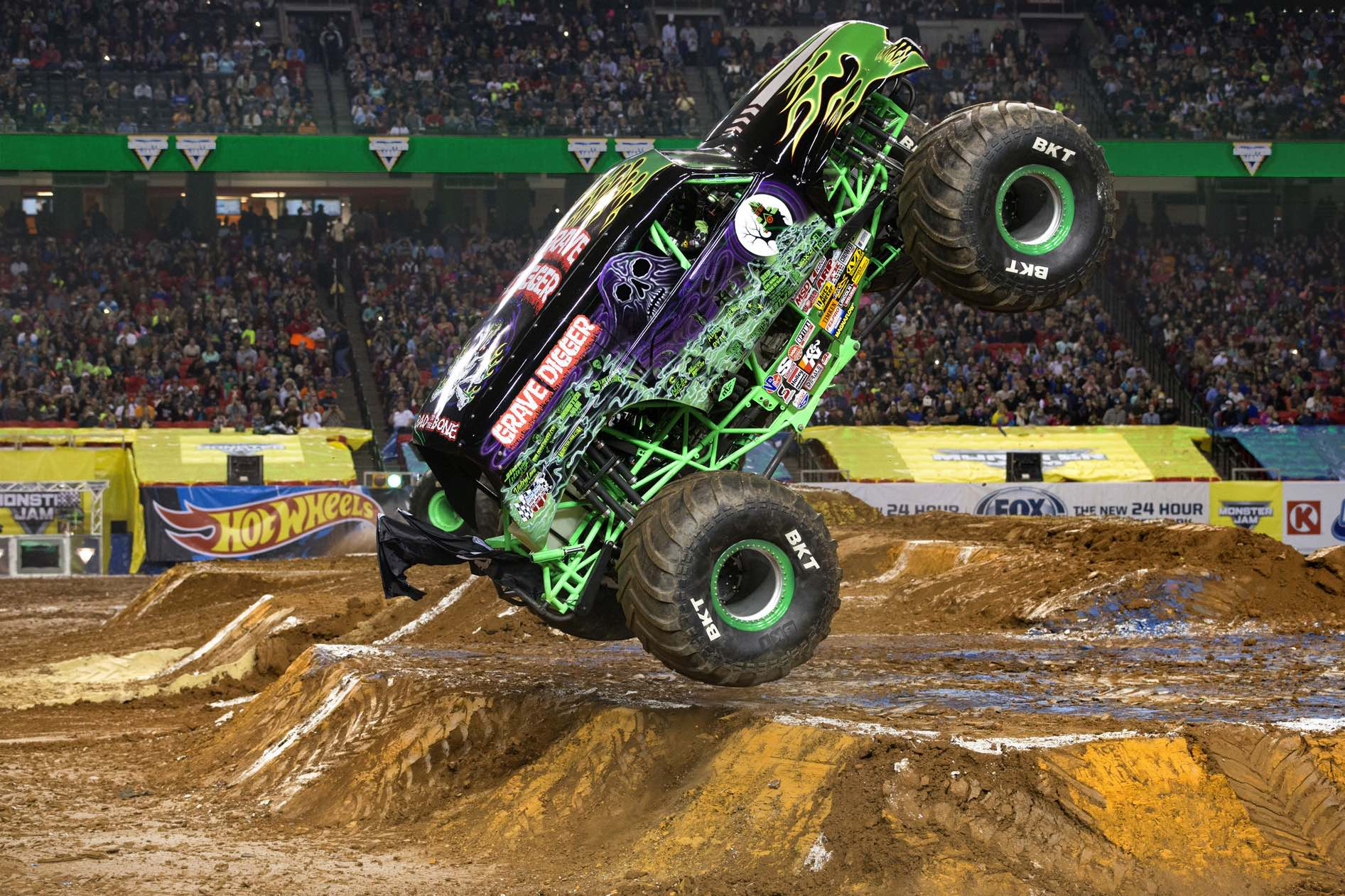 GraveDigger set to feature at Monster Jam South Africa