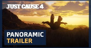 Dive into this insane 4K panoramic trailer and discover what's awaiting you in Just Cause 4. Geta glimpse of the beautiful South American inspired Island ofSolís and a taste of what can be expected in the game.