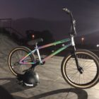 We check in with the Mongoose BMX South Africa team and take a look at their new Custom Team Edition frames.