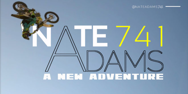 Nate Adams – A New Adventure