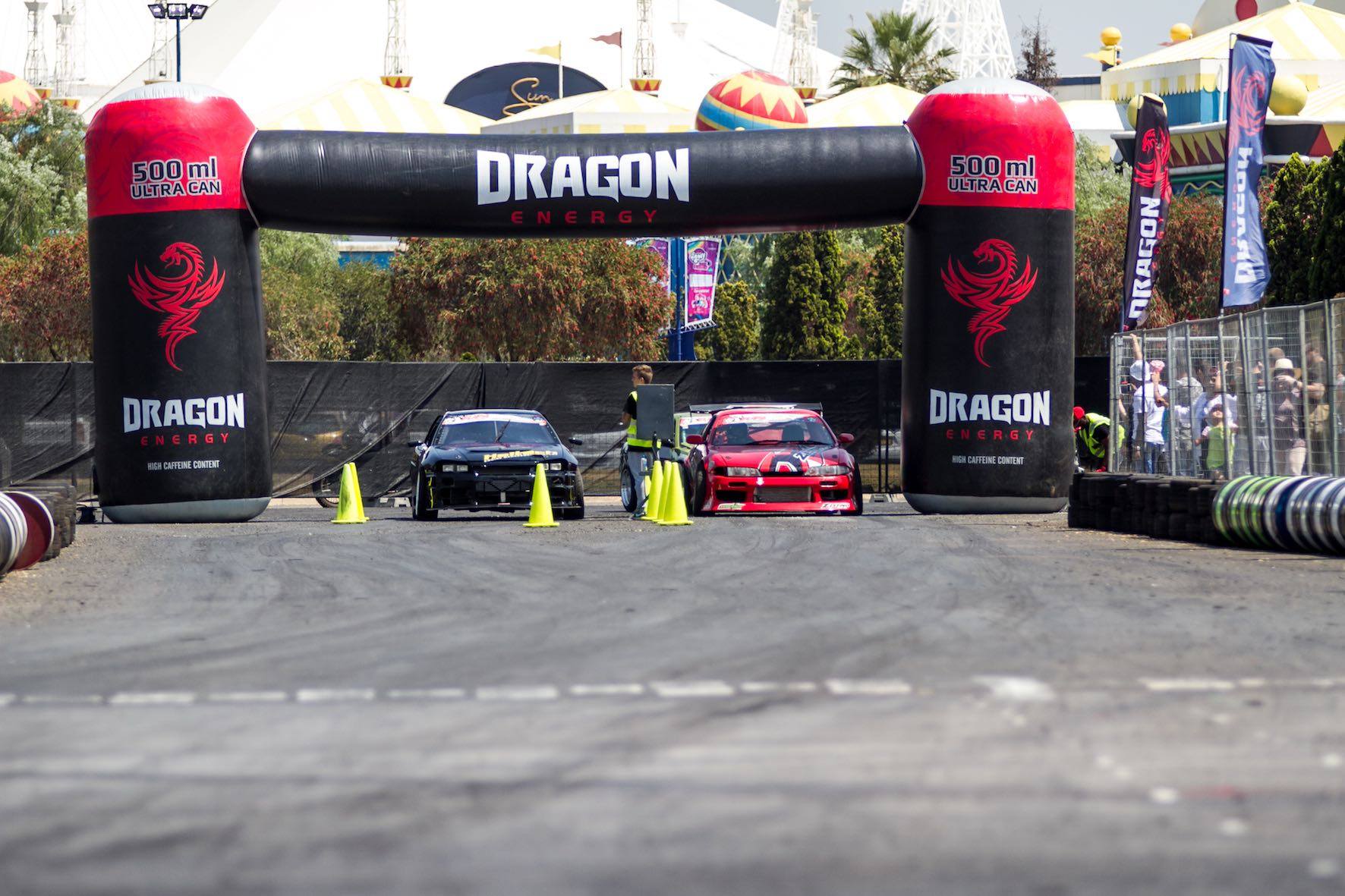 Drift report from the final round of the 2018 SupaDrift Series