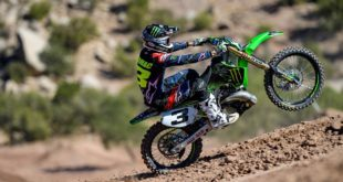 #TwoMac is live and featuresEli Tomac onboard a2005 Factory KX 250 two-stroke motocross machine completely obliterating his outdoor MX track. Watch it here.