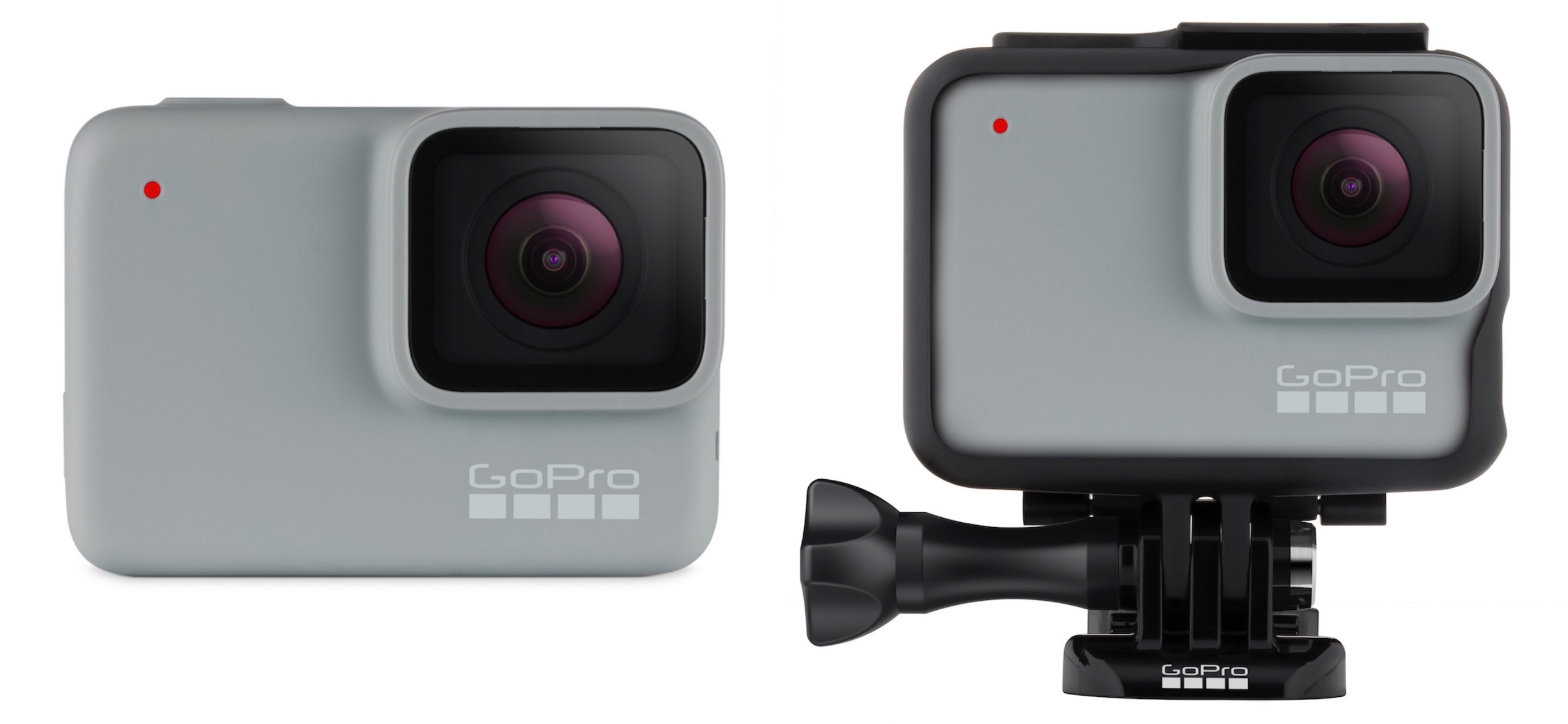 The new GoPro HERO7 White