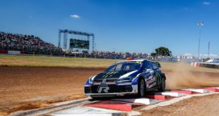 Relive the final race of the World RallyCross of South Africa 2018