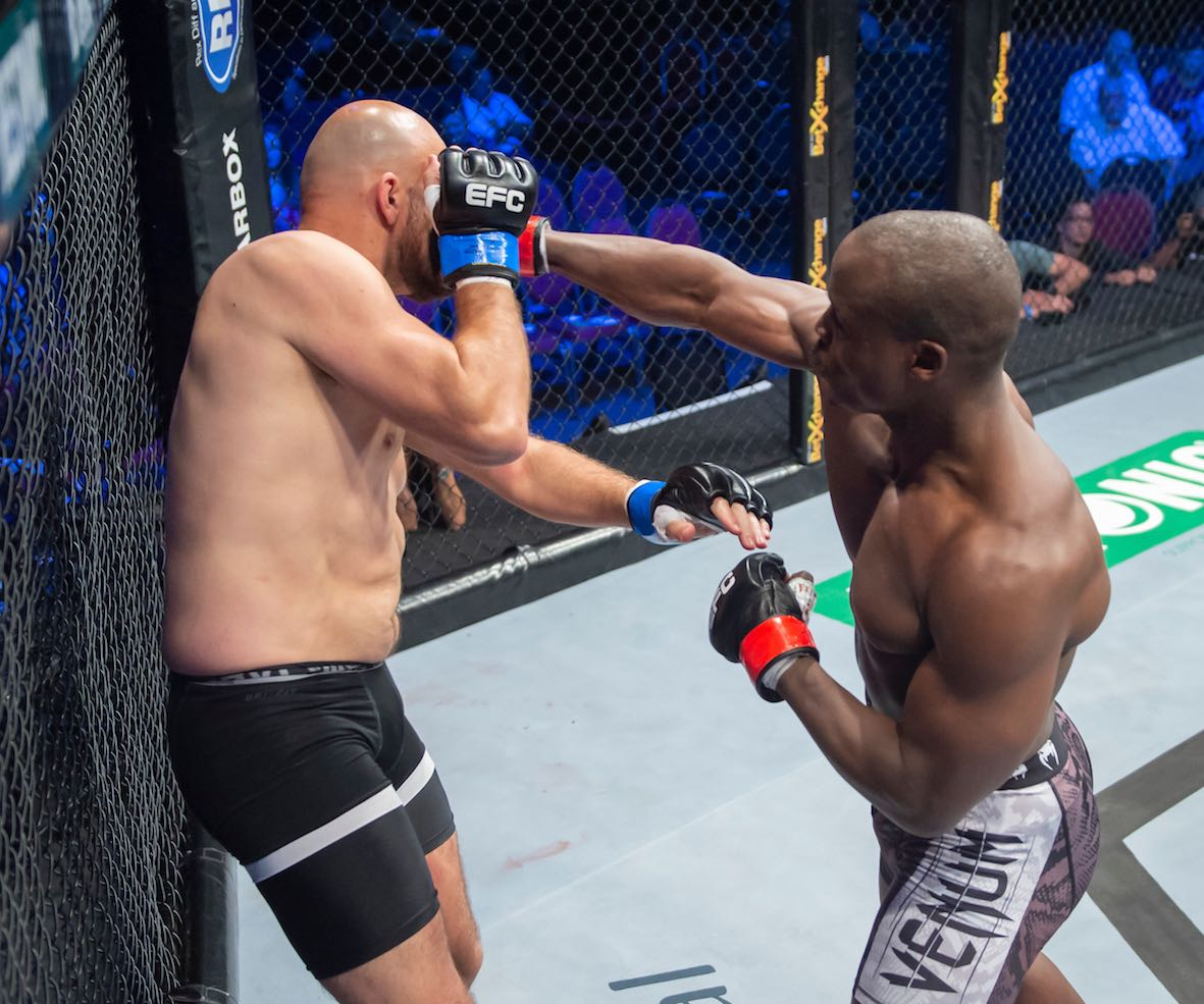 EFC 75 bringing 11 exciting MMA fights to Cape Town