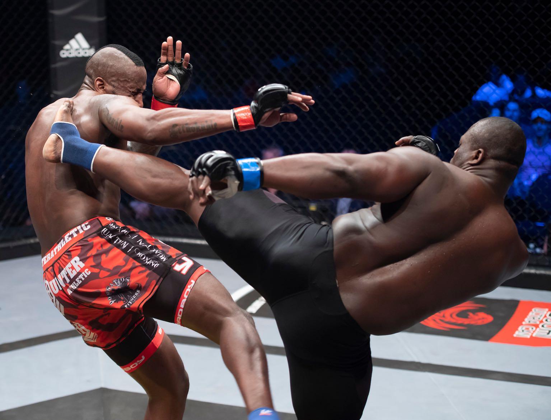 Thabani Mndebela vs Nico Yamdjie