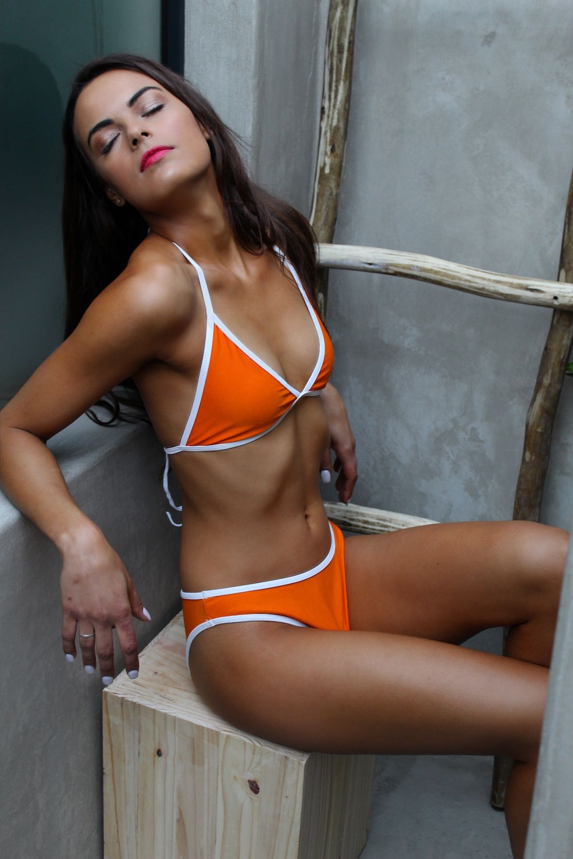 Meet Melissa van Tonder as this week's LW Babe