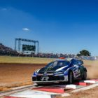 Johan Kristoffersson wins the World RallyCross of South Africa 2018