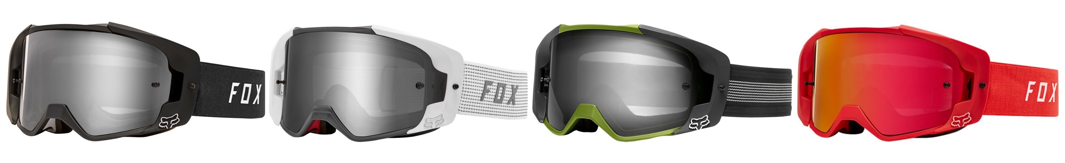 The Fox VUE Goggle available in various colour-ways