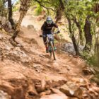 A new track for the DRI Enduro MTB event