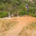 Downhill Mountain Biking action from the Dustin Rudman Invitational