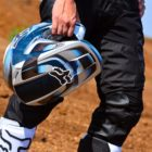 Test and review feature with the all-new Fox V1 Motocross Helmet