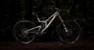 The most successful Downhill MTB bike of all time, the Santa Cruz V10, in now available in 27.5 and 29-inch.