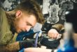 Introducing Joey Sasso from Beneath The Surface as our featured Tattoo Artist. With five years behind him and producing quality pieces we get to know this, content in his trade, artist.