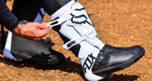 Our test and review feature on the redesigned Fox Comp Motocross Boot