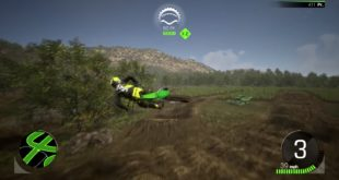 Take a look at the new, extended and enhanced Compound Area you'll find in Monster Energy Supercross The Official Videogame 2.