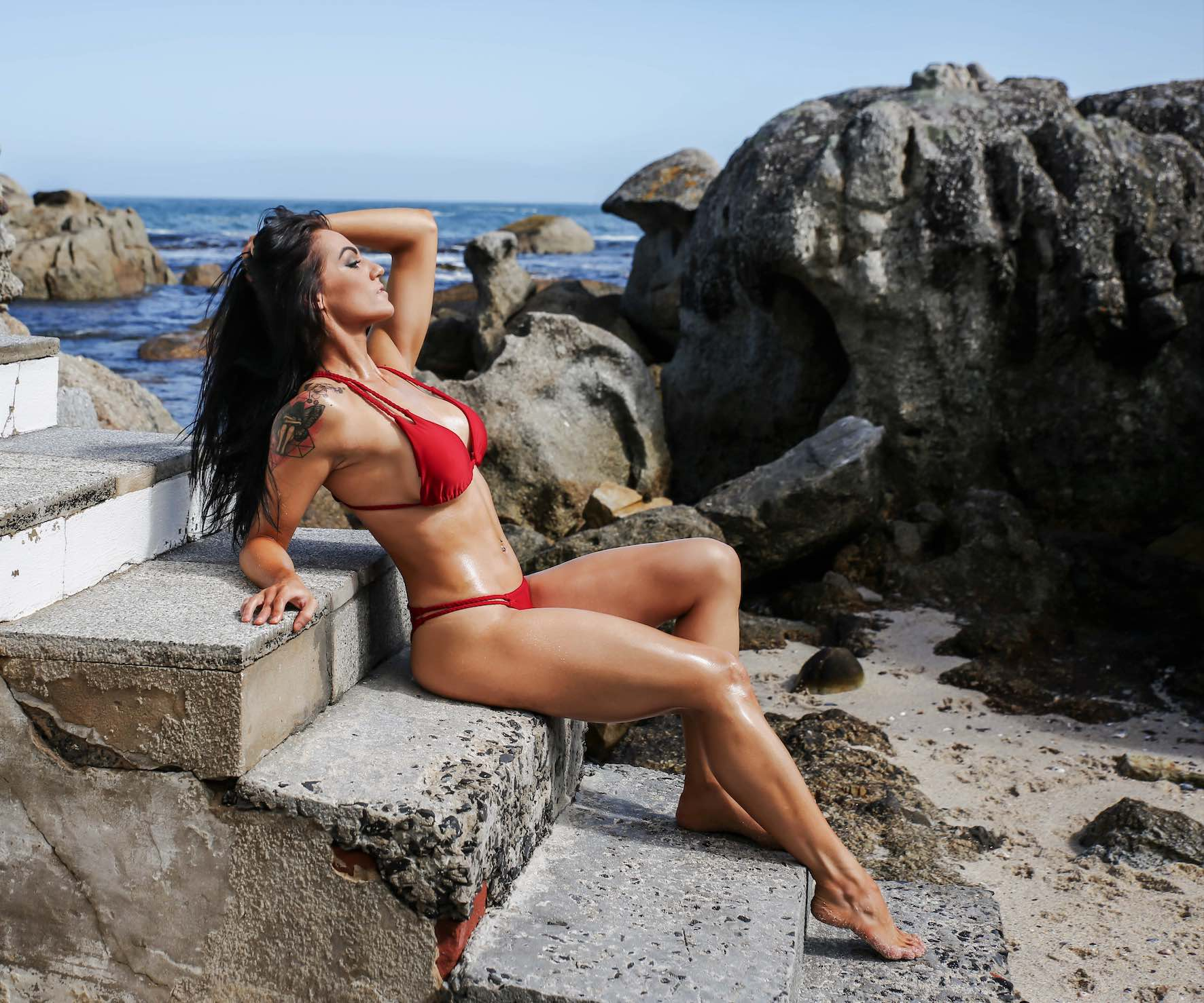 Meet Michelle Elliott as our LW Babe of the Week