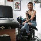 Introducing Bronwyn Washer as our featured Tattoo Artist of the Week